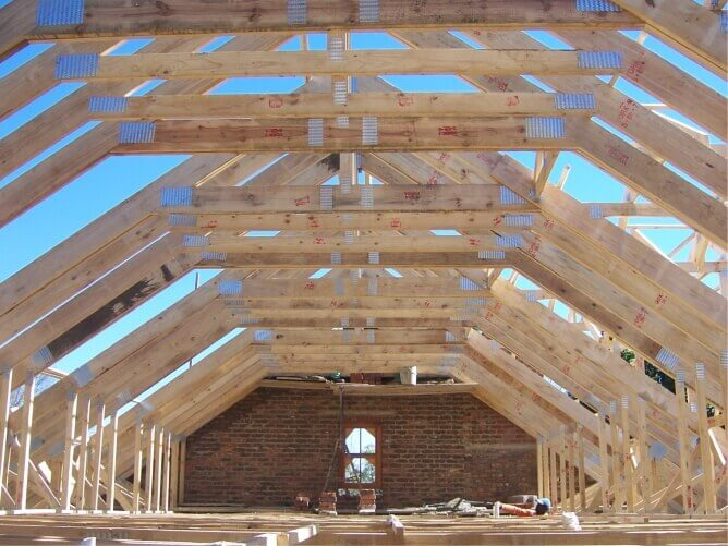 4 Vital Elements in Roof Truss Construction
